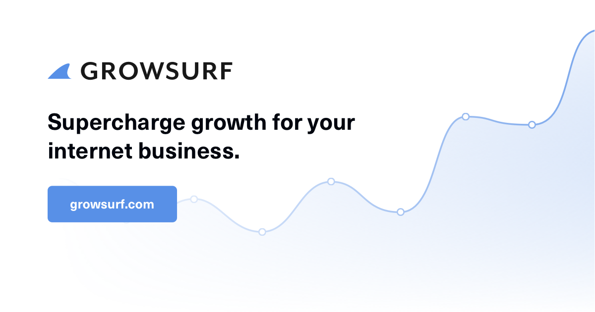 Referral software for SaaS and newsletters